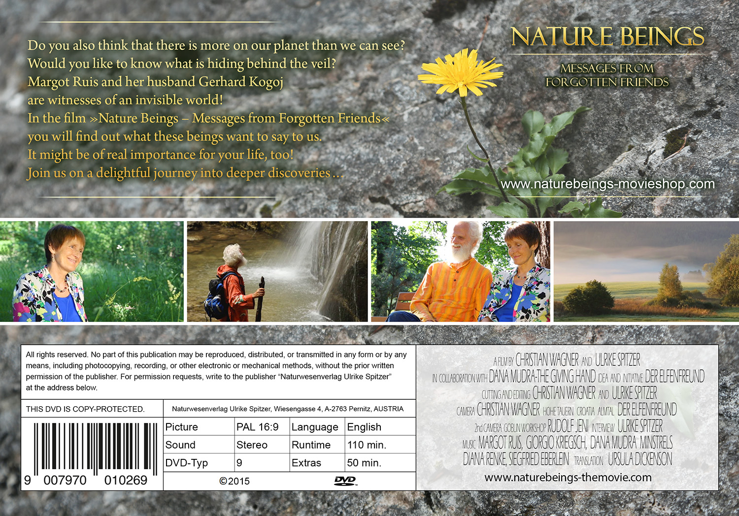 Nature Beings - Movieshop | DVD Nature Beings - Messages From